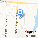 Kazanflo на карте Альметьевска