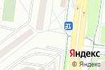 Схема проезда до компании АвтоСтиль в Альметьевске