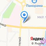 ВИТРИНАinform на карте Альметьевска