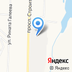 Носкофф на карте Альметьевска