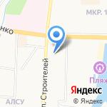 Память на карте Альметьевска