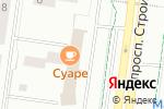 Схема проезда до компании No limit motors в Альметьевске