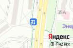 Схема проезда до компании Омега в Альметьевске