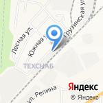 Альметьевскснаб на карте Альметьевска