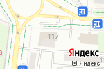 Схема проезда до компании Сбербанк, ПАО в Альметьевске
