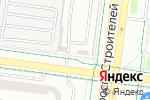 Схема проезда до компании Стрелец в Альметьевске