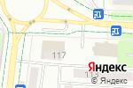 Схема проезда до компании ДНС в Альметьевске