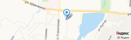 Семейный на карте Альметьевска