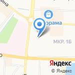 Хозяюшка на карте Альметьевска