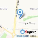 Таттехмедфарм на карте Альметьевска