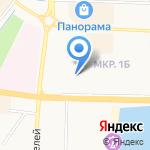 Чебурашка на карте Альметьевска