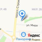 АКБ Энергобанк на карте Альметьевска