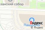 Схема проезда до компании Zolla в Альметьевске