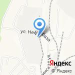 Стройтехпоставка на карте Альметьевска
