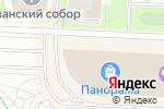 Схема проезда до компании Bonna Pizza в Альметьевске