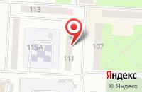 Схема проезда до компании Мир компьютеров в Альметьевске