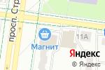 Схема проезда до компании Знатный хмель в Альметьевске