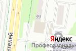 Схема проезда до компании Мир обоев в Альметьевске