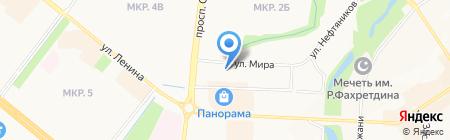 Татар Production на карте Альметьевска