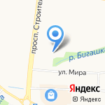 ГлавХозТорг на карте Альметьевска