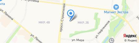 СМС-2 на карте Альметьевска