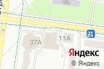 Схема проезда до компании Faberlic в Альметьевске