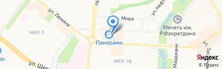 Fresh juice and fruity cocktails на карте Альметьевска