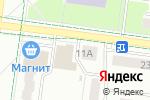 Схема проезда до компании Пивоман в Альметьевске
