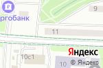 Схема проезда до компании Доктор смайл в Альметьевске
