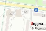 Схема проезда до компании Гламурчики в Альметьевске