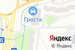 Схема проезда до компании Дельта в Альметьевске