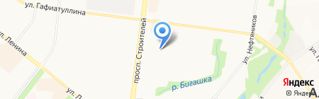 Жемчужина на карте Альметьевска