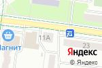 Схема проезда до компании Магазин подарков в Альметьевске