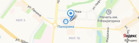 F5 на карте Альметьевска