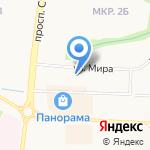 Альметьевский политехнический техникум на карте Альметьевска