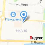 Цена красна на карте Альметьевска