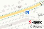 Схема проезда до компании Цветалия в Альметьевске