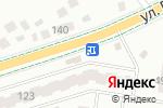 Схема проезда до компании Фаворит в Альметьевске