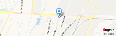 Макс на карте Альметьевска