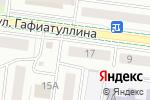 Схема проезда до компании Арго в Альметьевске