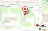 Схема проезда до компании ТатАСУ в Альметьевске