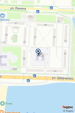 ДЕТСКИЙ САД № 23 на карте Альметьевска