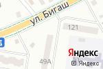 Схема проезда до компании Бочка в Альметьевске
