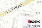 Схема проезда до компании Astra в Альметьевске