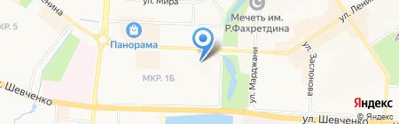 Вита-Дент на карте Альметьевска