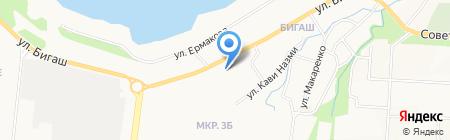 Astra на карте Альметьевска