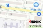 Схема проезда до компании Магия красоты в Альметьевске