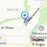 Альметьевский краеведческий музей на карте Альметьевска