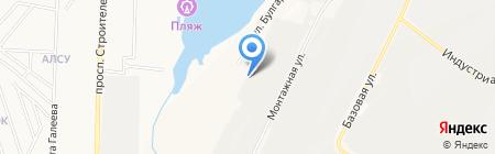 Auto Stinger на карте Альметьевска