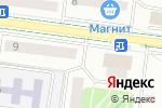 Схема проезда до компании Ривьера в Альметьевске
